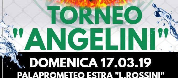 """""""Torneo Angelini"""". Al Palarossini in campo il quadrangolare Aquilotti"""